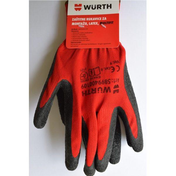 Работни ръкавици за механици ВЮРТ
