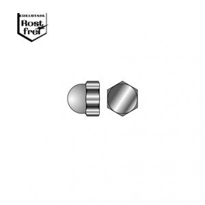 Неръждаеми глухи гайки DIN 1587 A2