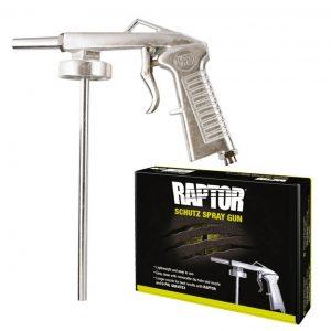 Raptor пистолет